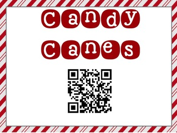 Candy QR Code Acitvity