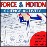Force and Motion STEM