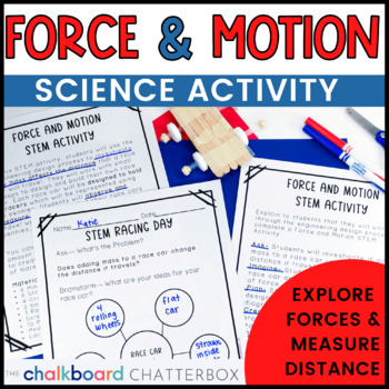 Force and Motion STEM Challenge