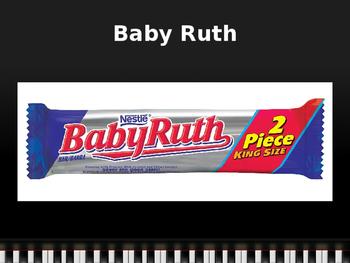 Candy Rhythms PowerPoint