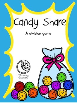 Candy Share - A Division Game