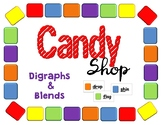 Candy Shop Digraphs & Blends