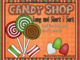 Candy Shop Long and Short I Sort