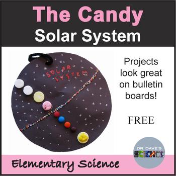 Candy Solar System