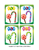 Candy Stocking Matching Cards
