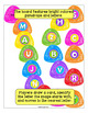 Candy Store Beginning Sounds File Folder Game