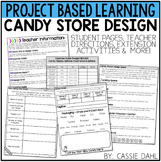 Candy Store Design
