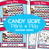 Addition Game - Candy Store - Alternative Addition Combinations