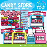 Candy Store Clipart