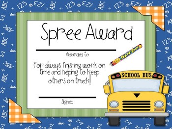 Candy Student Awards