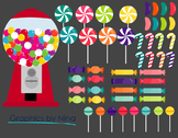 Candy, Sweets Clipart