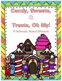 Candy, Sweets, & Treats, OH MY! (Original Script for Elementary Musical) - PDF