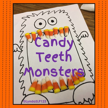 Candy Teeth Monster (open-ended fun)