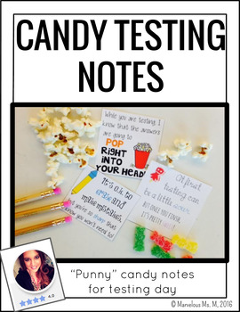 Candy Testing Notes