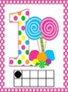 Candy Theme Number Posters
