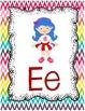 Candy Themed Alphabet