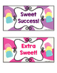 Candy Themed Behavior Charts