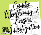 Candy Weathering & Erosion Investigation Guide