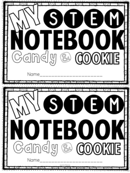 Candy and Cookie STEM CHALLENGES