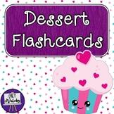 Dessert Flashcards