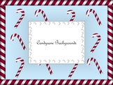 Candy cane backgrounds