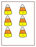 Candy corn Multiplication Center