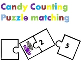 Candy number puzzles