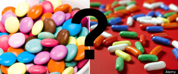 Candy or Medicine??