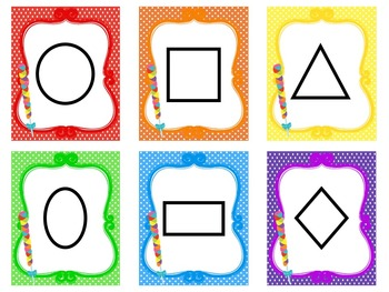 Candy themed Printable Weekly Focus Bulletin Board Set.