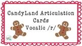 CandyLand Articulation Cards Vocalic /r/