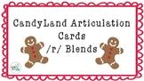 CandyLand Articulation Cards /r/ Blends