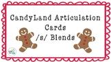 CandyLand Articulation Cards /s/ Blends