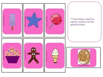 Candy Town Preschool Language TWO: Speech Therapy