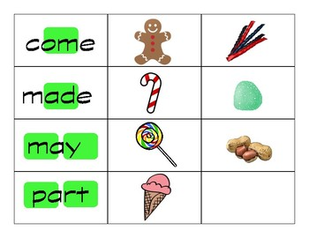 FREE CandyLand Sight Word Edition K-1