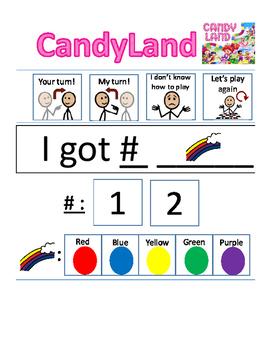 CandyLand Visuals