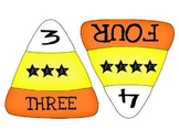 Candycorn Themed Counting and Matching