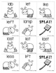 Love Bugs: Words with Initial L
