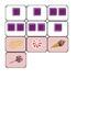 Candyland Blank Cards