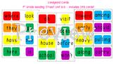 Candyland Cards - 1st Grade Reading Street Sight Words (Unit R-5 Bundle!)
