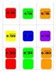 Candyland Cards: Division 2 Digit by 1 Digit
