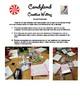 Candyland Creative Writing