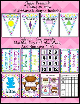 Candyland Decor Pack
