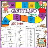 Candyland Express-ABC Order