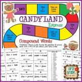 Candyland Express-Compound Words