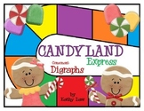 Candyland Express - Consonant Digraphs