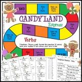 Candyland Express-Verbs