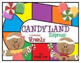 Candyland Express - r-Controlled Vowels