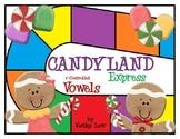 Candyland Express - r-Controlled Vowels