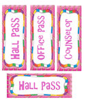 Candyland Hall Passes