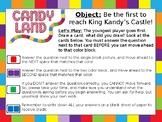 Candyland Place Value Math 4.1